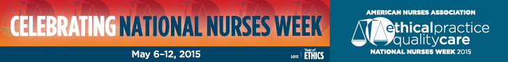 National Nurses Week Logo Banner